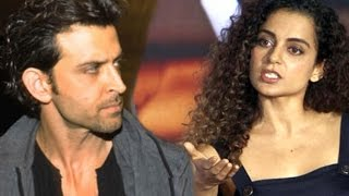 Hrithik Roshan & Kangana Ranaut's NASTY FIGHT gets DIRTY & how!