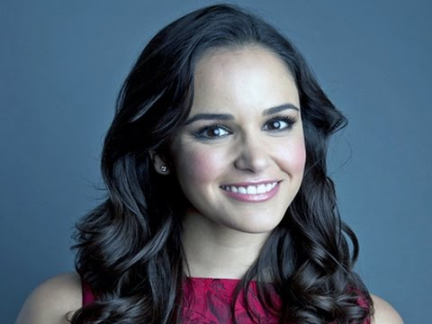 Melissa Fumero Takes You Inside the 'Nine-Nine' News Video