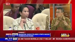 Dialog: Polemik JICT di Pansus Pelindo II #1