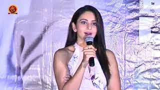 Rakul Speech At Khakee Movie Success Meet - Karthi || Bhavani HD Movies