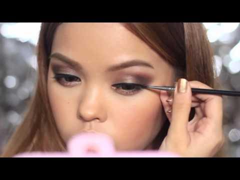 Chocolate Eyes Makeup Tutorial - Eye Makeup Tutorial - Natural Makeup Tutorial 2014 - Best Funny Video