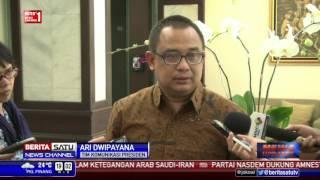 Presiden Jokowi Batal Gelar Rapat Terbatas