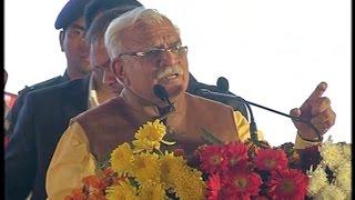 - पिहोवा में गदगद हुए CM, करोड़ों की परियोजनाएं मंजूर