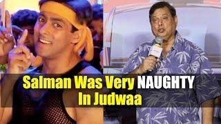 It Was Great Working With Salman Khan In Judwaa, Says David Dhawan | Judwaa 2 Trailer Launch