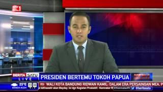 Presiden Tunjuk Menkopolhukam Selesaikan Masalah-masalah di Papua