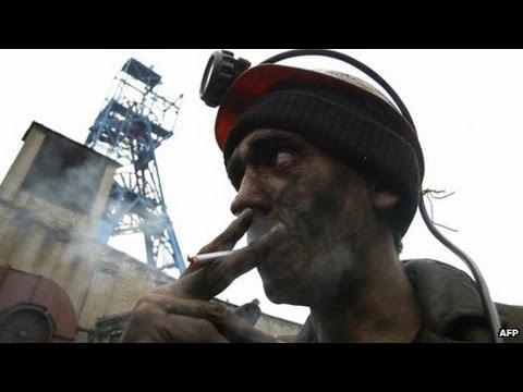 Ukraine Seven dead in blast at Pivnichna coal mine News Video