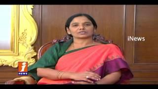 Minister Paritala Sunitha Celebrate Sankranti With iNews