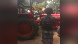 Thanjavur farmer thrashed, tractor snatched for non-payment of loan installments