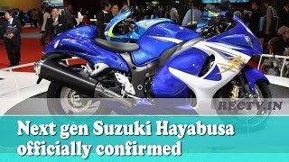 Next gen Suzuki Hayabusa officially confirmed Latest automobile news updates