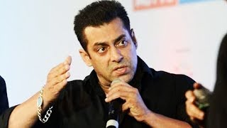 Salman Khan GETS Angry On Reporter On Being Human Called As PR STUNT