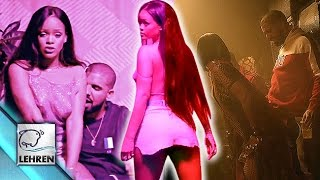 Rihanna - 'Work' Feat Drake | HOTTEST Moments| Rihanna Twerks On Drake