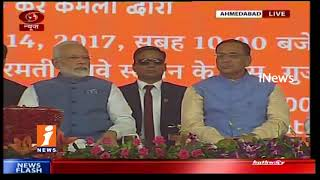 Japan PM Shinzo Abe Speech | Lays Foundation Stone For Mumbai-Ahmedabad High Speed Rail | iNews