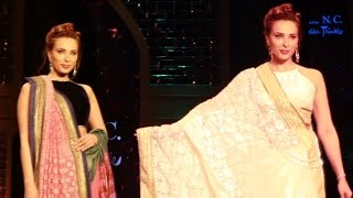 Salman's LADYLOVE Iulia Vantur Walks The Ramp For Sandeep Khosla Show
