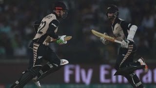 World T20- England Elect to Field Versus New Zealand in First Semifinal - Sports News Video