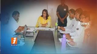 War Exposes Between Collector Sri Devasena Vs TRS MLA Muthireddy Yadagiri Reddy | iNews