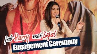 Jab Harry Met Sejal Trailer Launch | Anushka Sharma FUNNY Speech | Sejal Ki Engagement