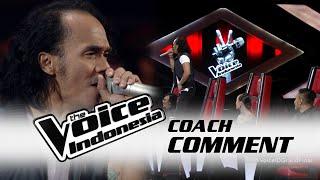 Gaya Rocker Kaka | Grand Final | The Voice Indonesia 2016