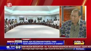 Dialog: Adu Manuver Jelang Reshuffle # 3