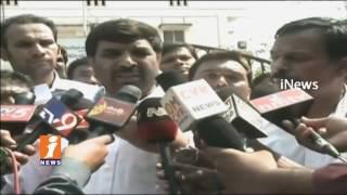 Police Enquiry On YSRCP IT Convener Madhusudhan Reddy Over Inturi Ravikiran Social Case   iNews