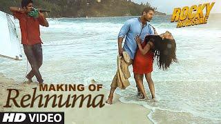 REHNUMA Song Making Video | ROCKY HANDSOME | John Abraham, Shruti  Haasan