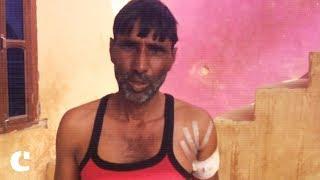 'I'm just a dairy farmer' - Tahir Khan, Alwar lynching survivor