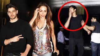 Sooraj Pancholi Birthday Party Full Video Malaika Arora Khan, Ahaan Panday, Jackie Shroff