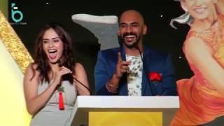 Host Amruta Khanvilkar & Sahil Khattar Most Funny Moment On Stage - Dance India Dance 6