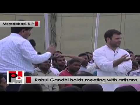 Rahul Gandhi - Upliftment of everyone is necessary