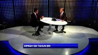 Promo DBS To The Point: Kiprah 120 Tahun BRI