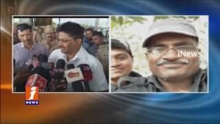 We Caught Huge Weapons at AOB Encounter | AP DGP Sambasiva Rao | iNews