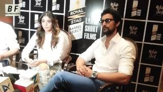 'White Shirt' Short Film | Kritika Kamra | Kunal Kapoor | Sumit Arora | Full Interview