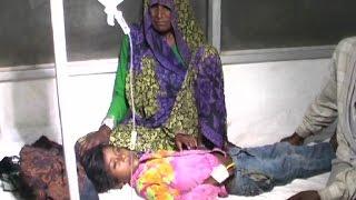 प्रसाद खाने से 50 लोग बीमार