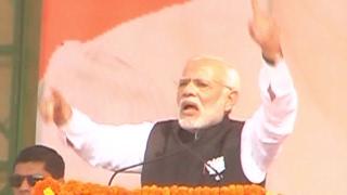 PM मोदी का तीखा हमला, अखिलेश ने प्रदेश का विनाश कर दिया