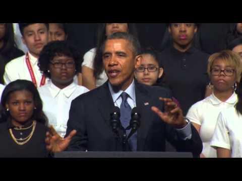 Obama Announces Education Innovation Grants News Video
