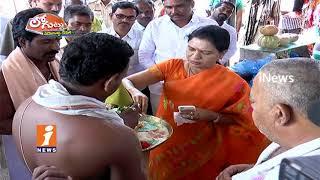 Why Congress MLA DK Aruna Hopes On Telangana PCC Chief Post? | Loguttu | iNews