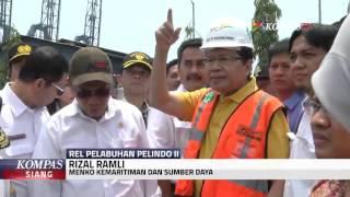 Kereta Api Ke Pelabuhan Tanjung Priok Dibuka