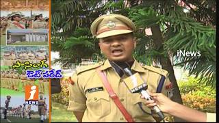 Rajnath Singh To Attend For 69th IPS Batch Passing Out Parade | Hyderabad | iNews
