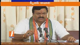 Watch T Congress MLC Ponguleti Srinivas Comments On Cent    (video id -  321d979b7a39) video - Veblr Mobile