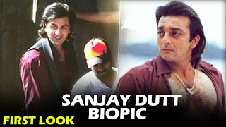 Dutt Biopic FIRST LOOK - Ranbir Kapoor As Young Sanjay Dutt