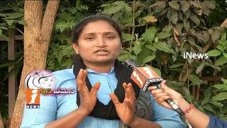 Woman Can Protest Her Own | Karate Tips by Lakshmi Swarajyam | Woman's Day Special | iNews