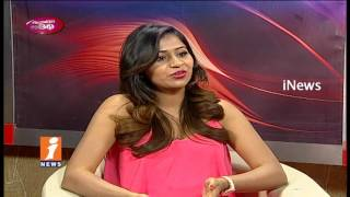 Fashion Designer Movie Heroine Manali Rathod Exclusive Interview | Evaram Athidi | iNews