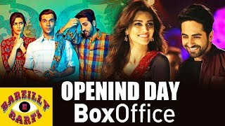 Bareilly Ki Barfi Opening Day - Box Office Prediction - Kriti Sanon, Ayushmann And Rajkummar Rao