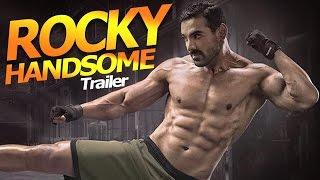 Rocky Handsome Official TRAILER ft John Abraham & Shruti Hassan