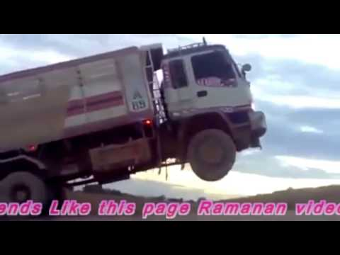Truck Wheeling Awesome Video - Best Funny Video