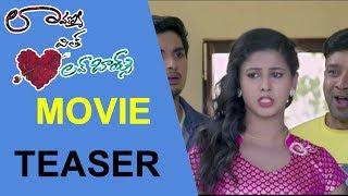 Lavanya With Love Boys Movie Teaser Pavani, Samba, Kiran, Paramesh Bhavani HD Movies