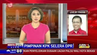 Dialog: Pimpinan KPK Selera DPR #3