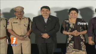 Rachakonda Police Commissioner Mahesh  Bhagwat Launches Short Film On Road Accident | iNews