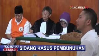 PN Gelar Sidang Pembunuhan Sekretaris XL