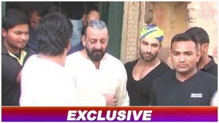 Exclusive! After bail out Sanjay Dutt started to shoot 'Bhoomi' in Agra