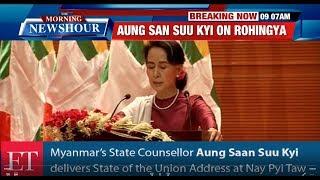 Rohingya crisis & India's challenges